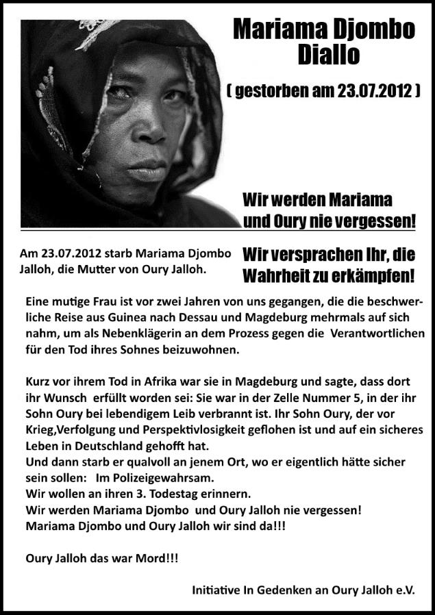 Mariama Djombo Diallo