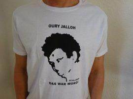 t-shirt white front kl